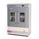 incubatore agitatore da laboratorio / a convezione forzata / digitale / refrigerato