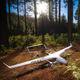 drone ibrido / per ripresa aerea / di monitoraggio / in fibra di carbonio