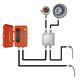 telefono con luci lampeggianti / analogico / VoIP / IP65
