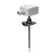 sensore di temperatura e di umidità relativa / installato su condotto / dell'aria / per processo