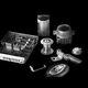 pressofusione zinco / per prototipazione / per piccole serie / per grandi serie