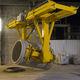 ventosa di sollevamento per carichi pesanti / per pezzi piatti / per il settore dell'edilizia / per canalizzazioni