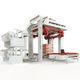 incappucciatrice automatica / per pellicola estensibile / verticale / verticale