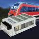 convertitore DC/DC per applicazioni ferroviarie / montato su telaio / rinforzato