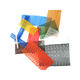 rete di protezione tubolare in plastica