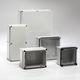 scatola elettrica a muro / in poliestere / da esterno / per distribuzione elettrica in bassa tensione