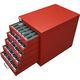 armadio di stoccaggio / a pavimento / per colonna HPLC
