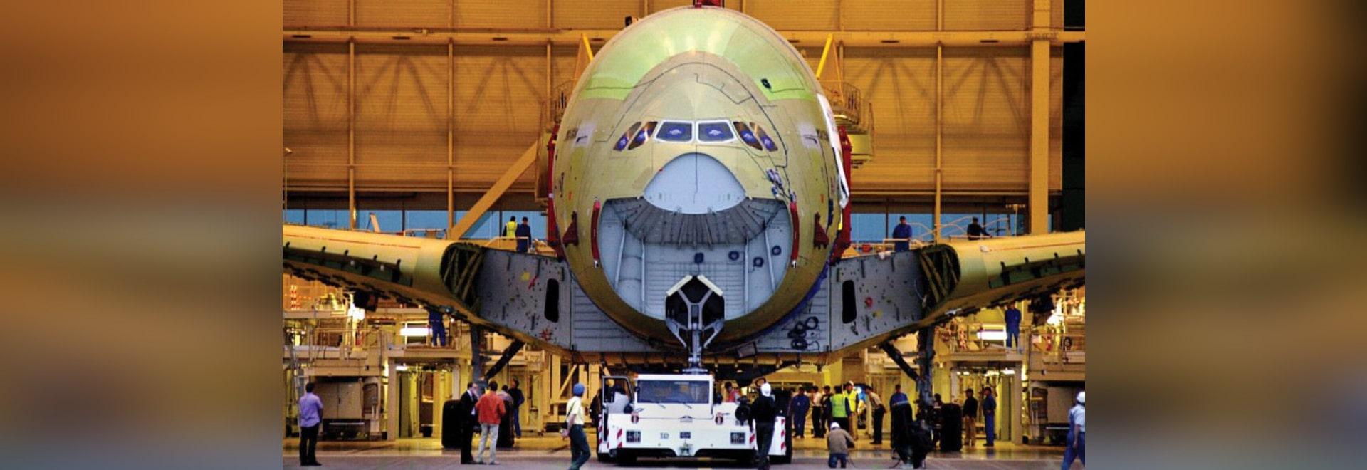 AIRBUS A380? DAL CONCETTO A REALTÀ