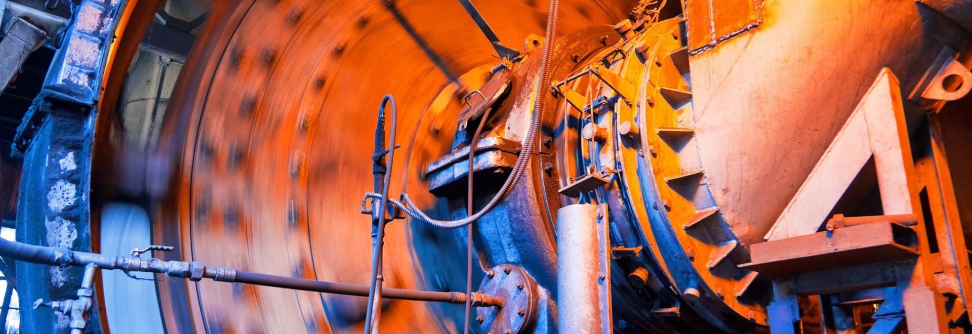 Applicazione del flussometro magnetico in metallurgia
