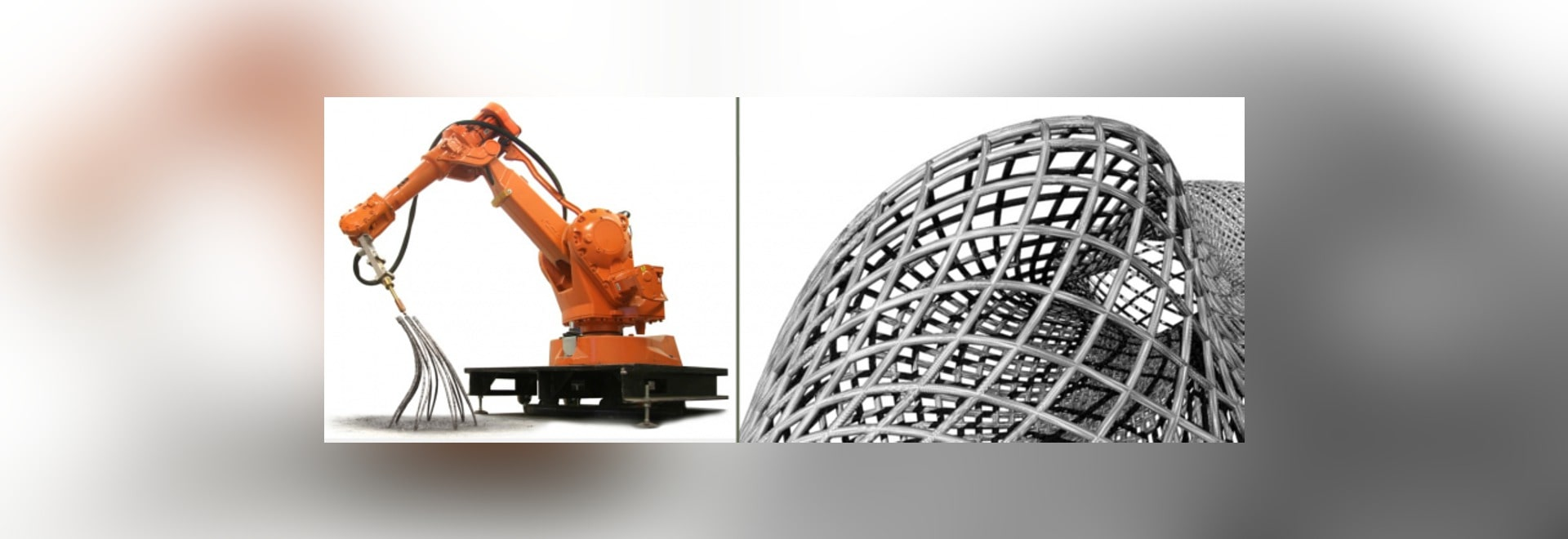 il BRACCIO ROBOT di STAMPA 3D GENERA le STRUTTURE INDIPENDENTI del METALLO