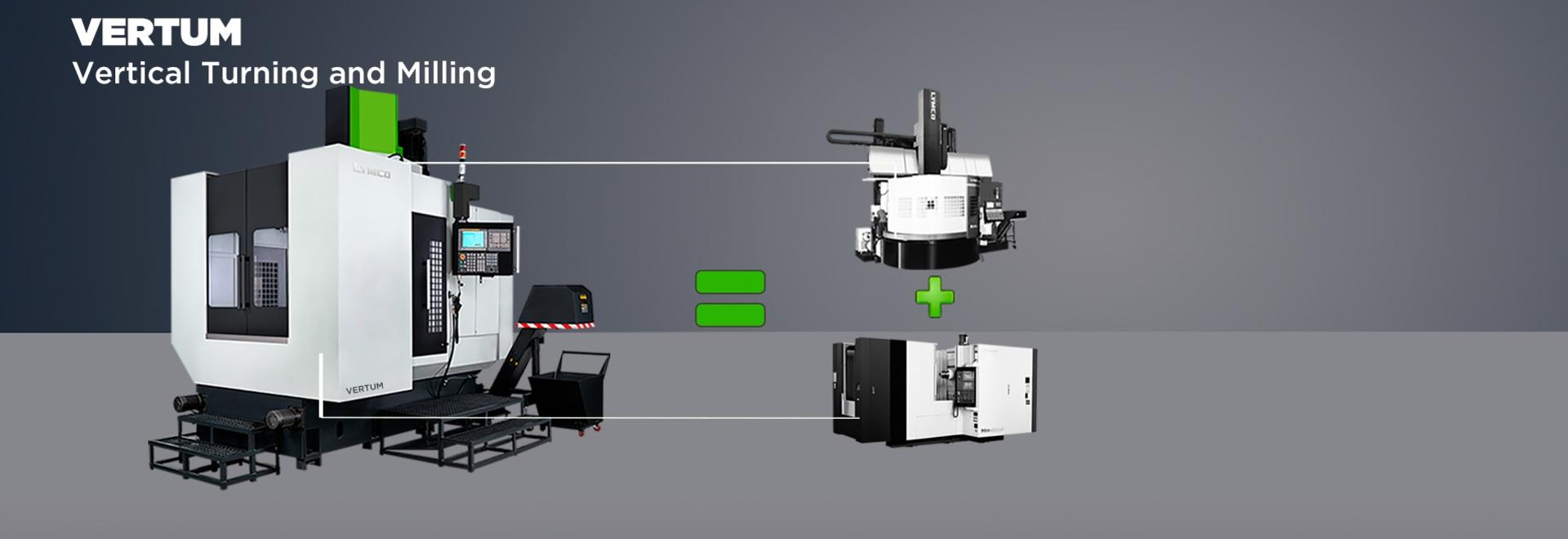 Circa le soluzioni di sagoma di Lymco 5-Axis - MV-308-5X