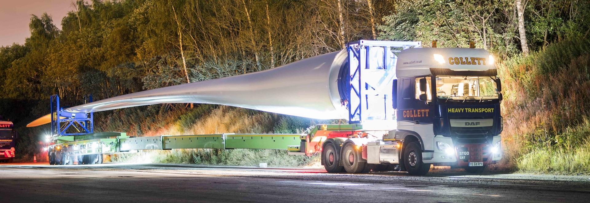 Consegna del Kype Muir Wind Farm