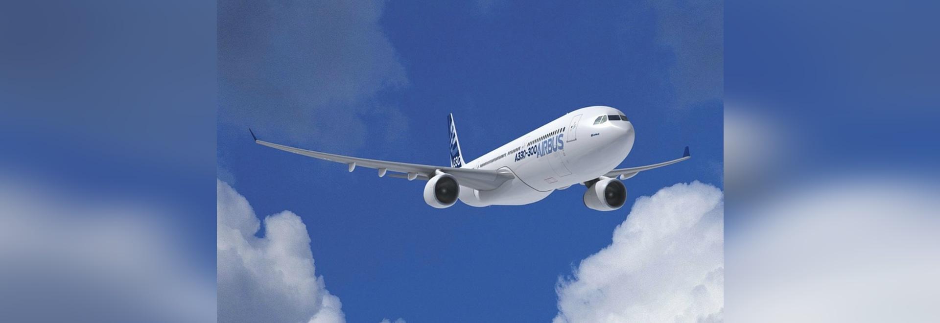 Cortesia di Airbus