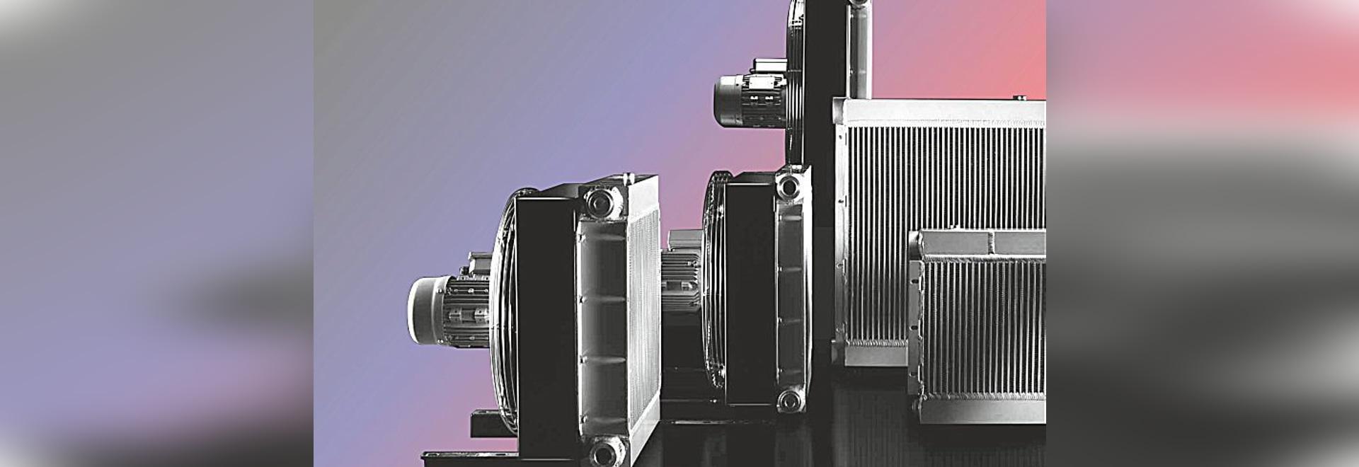 Dispositivi di raffreddamento dell'Petrolio-aria
