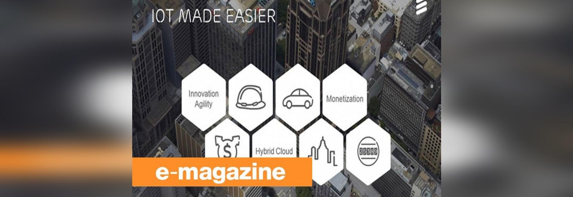 Ericsson Offers IoT come servizio