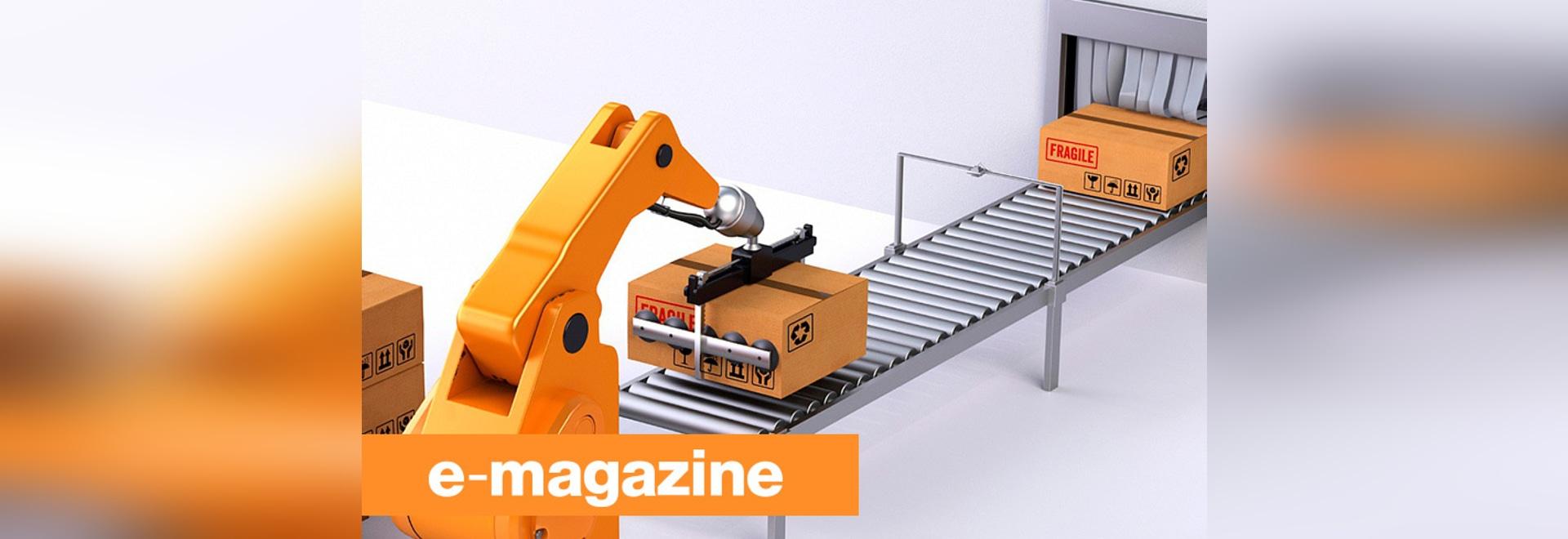 Facile da usare ed adattabile: I nuovi imballatori robot passano alle linee di produzione