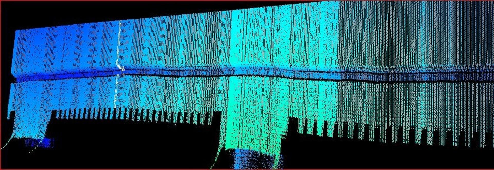 Ispezione dei giunti derivando dalla saldatura del fascio di elettroni