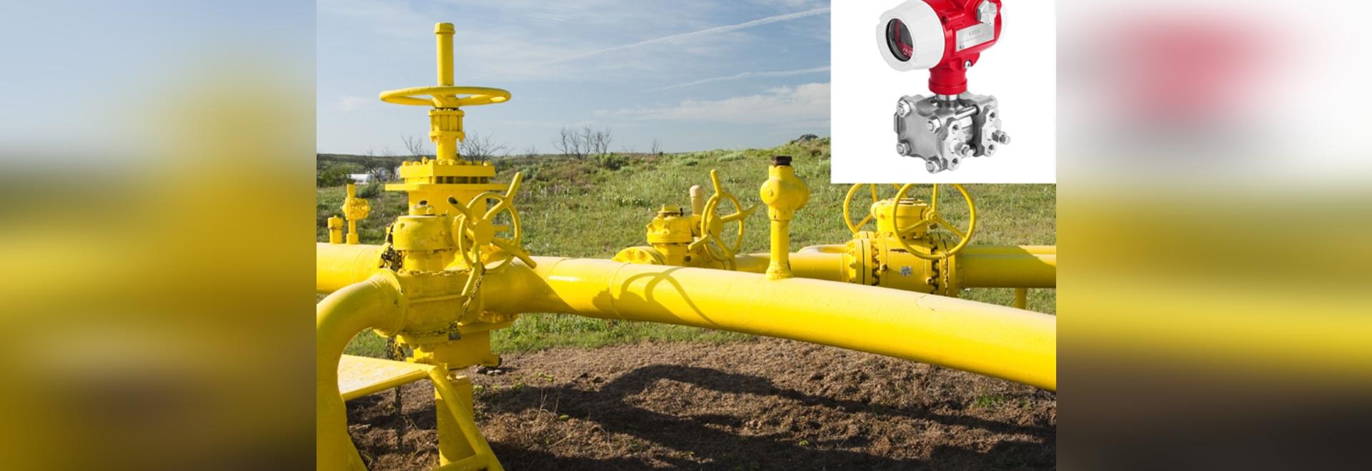 Moltiplicatore di pressione di DMP305X utilizzato nel gas naturale