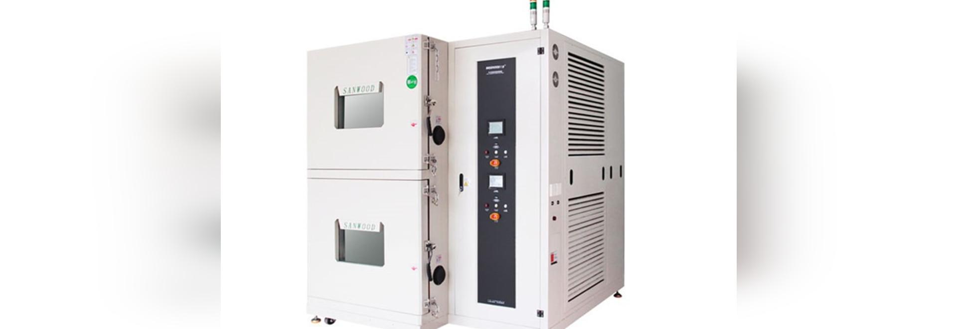 Nuova camera di prova di temperatura a due piani di nuova concezione