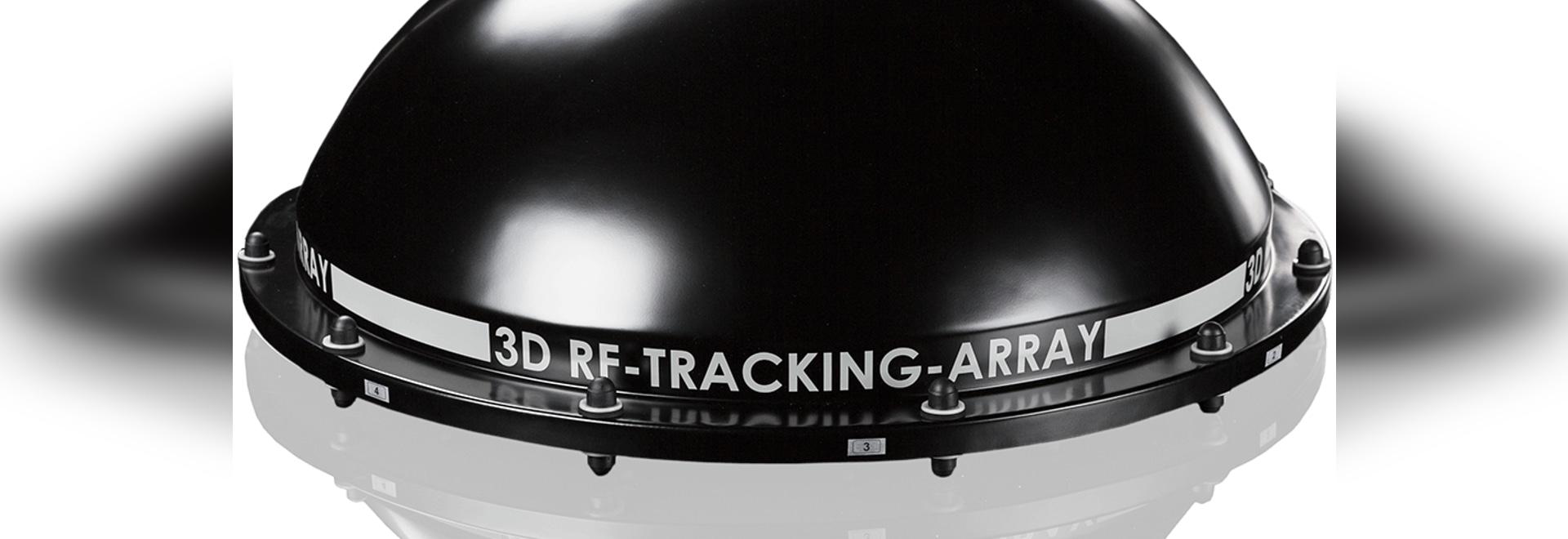NUOVO: inseguimento dell'antenna Aaronia AG