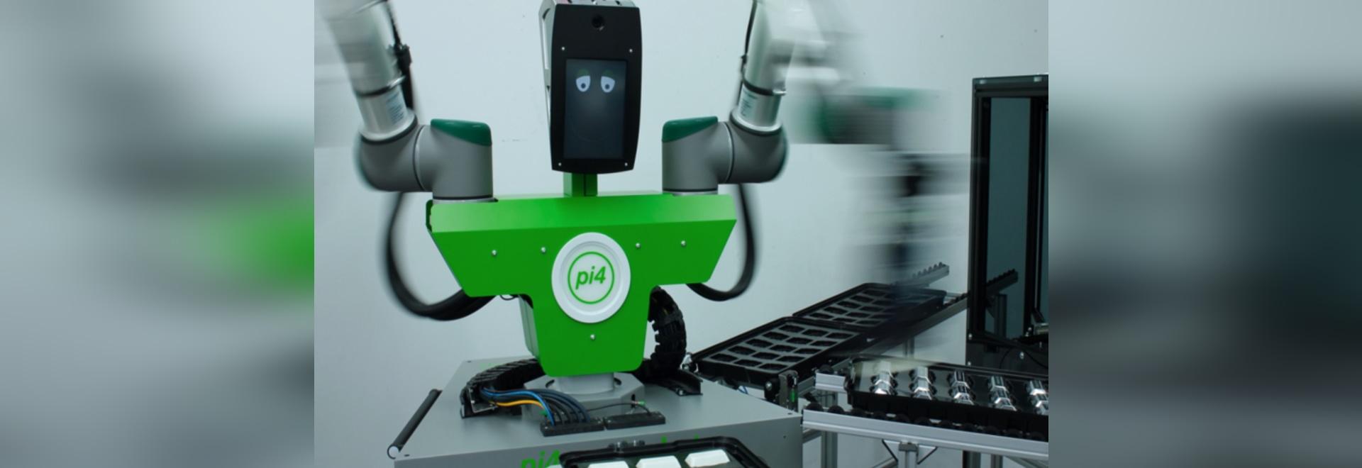 Pi4 ed il primo ufficio di collocamento per i robot