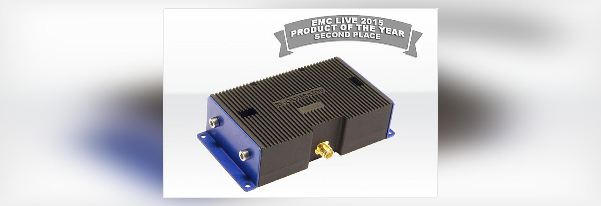 Più piccolo trasduttore a pile del mondo da 23,5MHz a 6GHz