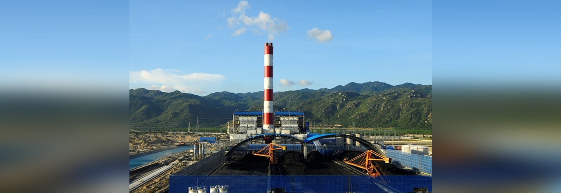 Progetto del BOT del Vietnam Vinh Tan Power Plant