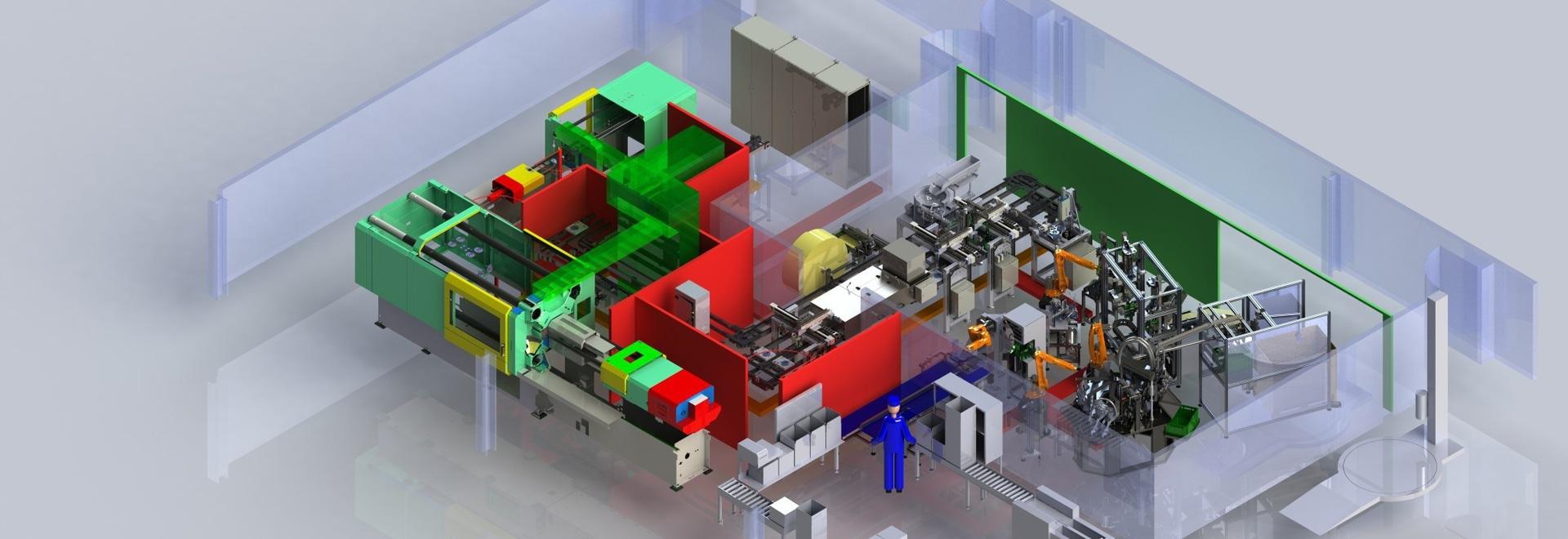 robomotion si affida all'esperienza di MISUMI nei componenti per ottimizzare i processi di produzione