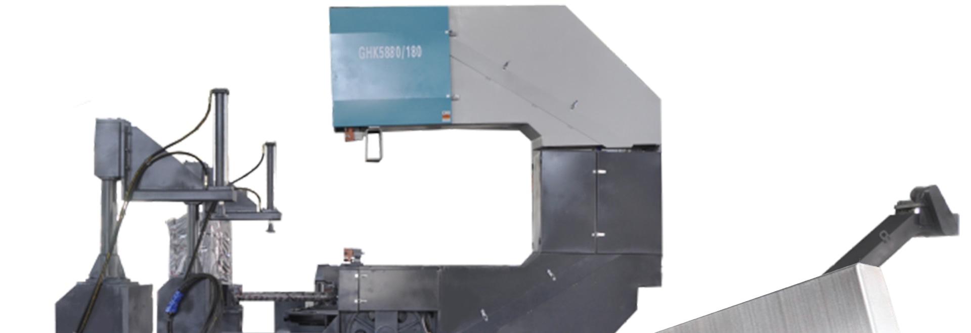 Segatrice a taglio ad alta velocità per alluminio