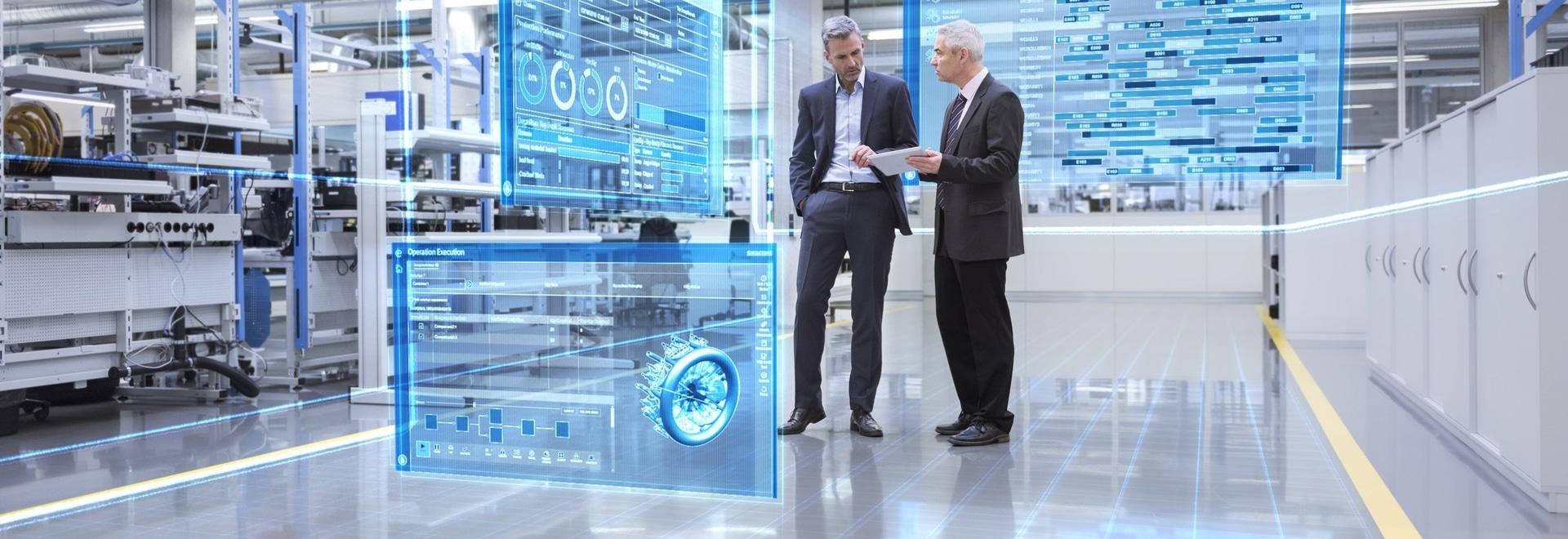 Siemens annuncia le soluzioni software Siemens Opcenter per la gestione delle operazioni di produzione (MOM)