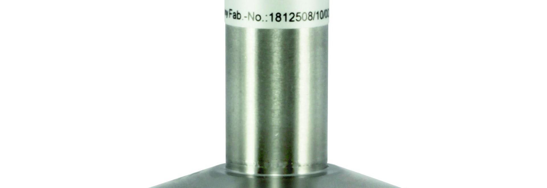 Termometro a resistenza nella tecnologia di IO-collegamento, tipo serie GA2700, risposta veloce, progettazione igienica