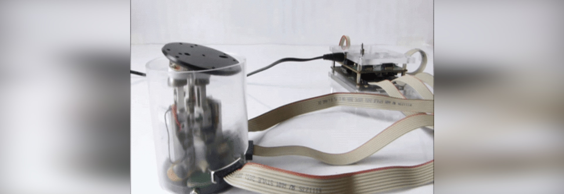 TrAC: Un azionatore piezo-elettrico per spazio cosmico ed i micro robot