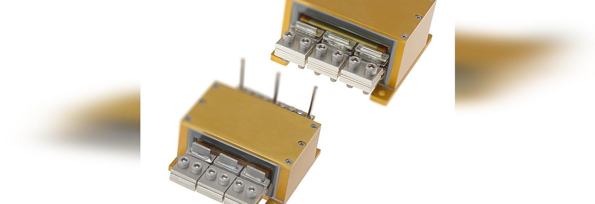 Trasformatore planare aerospaziale per le alimentazioni elettriche di Interruttore-Modo