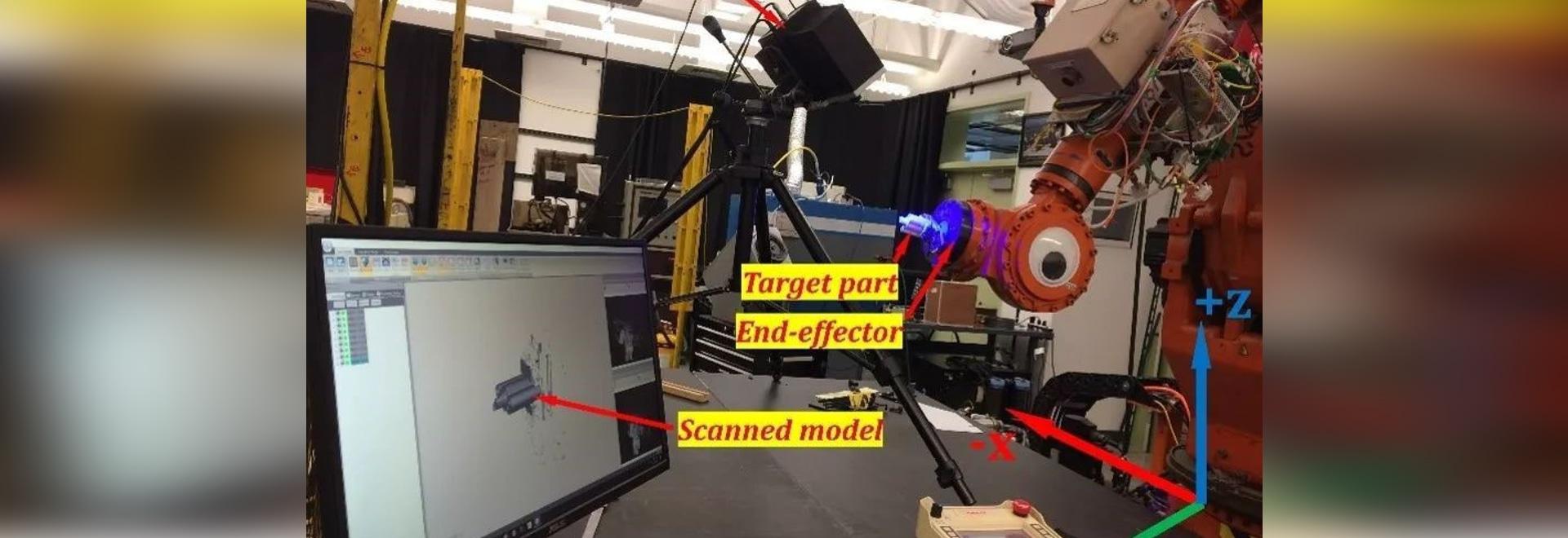 L'università del Missouri di scienza e tecnologia ha utilizzato OptimScan-5M nella riparazione laser-aiutata delle componenti metalliche