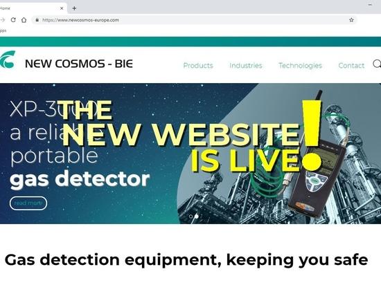 Il nuovo sito web è in diretta!