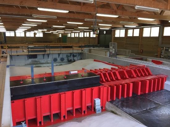 Centro per ingegneria idraulica, Obernach.
