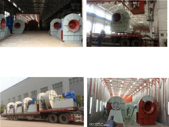 Progetto di acquisizione delle ventole di raffreddamento delle agenzie di ZAS