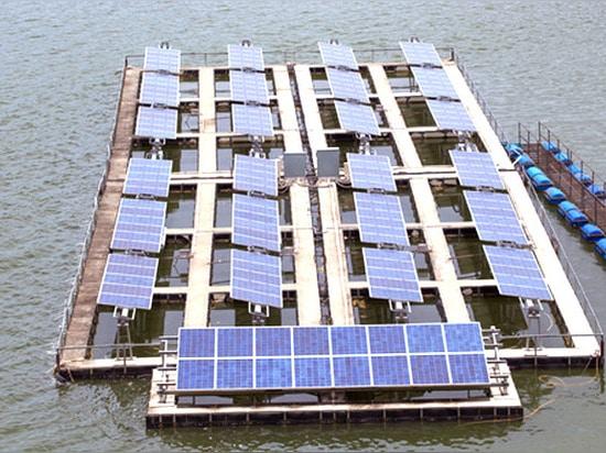 IL BRASILE PER COSTRUIRE GIGANTE 350 MW CHE FANNO GALLEGGIARE AZIENDA AGRICOLA SOLARE