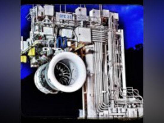 GE Al MOTORE A PROPULSIONE TOTALE dei PRODOTTI PARTE CON STAMPA 3D Nella NUOVA FUNZIONE