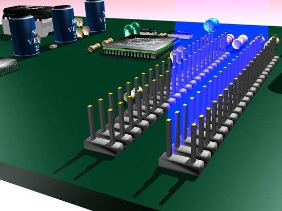 Verifica di Pin Alignment nella produzione di elettronica