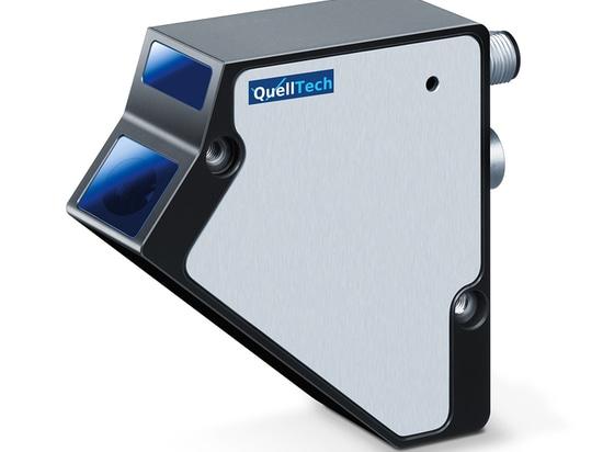 Blu dell'analizzatore di laser di QuellTech Q4-5
