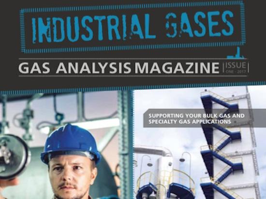 DISPONIBILE ORA: LA NOSTRA NUOVA RIVISTA PER I CLIENTI INDUSTRIALI DEL GAS