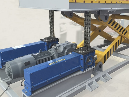 Sistema di elevazione HD Lift Duplex
