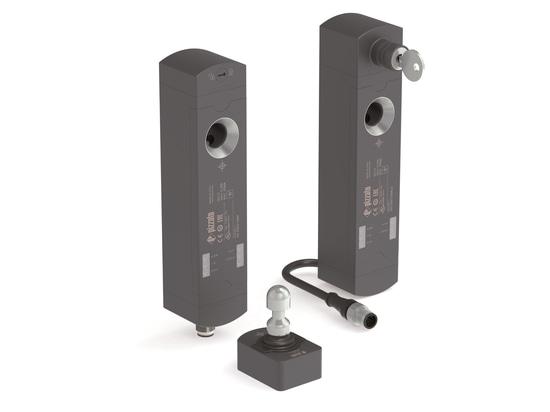 Commutatori di sicurezza di serie di NS con il solenoide e la tecnologia di RFID