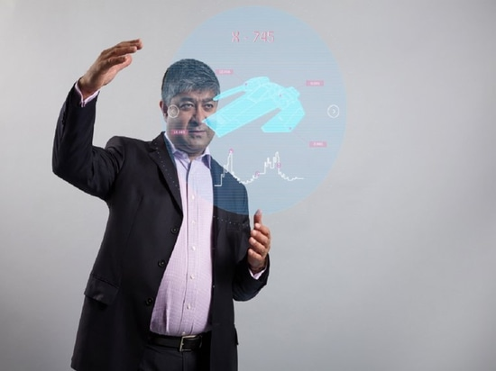 Olografia: VR senza vetri