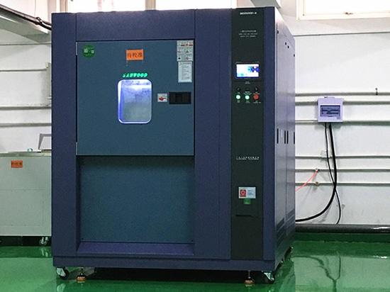 Camera di prova dello shock termico -- Prova automatica