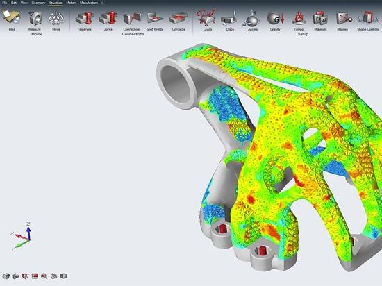 da software guidato da simulazione di progettazione