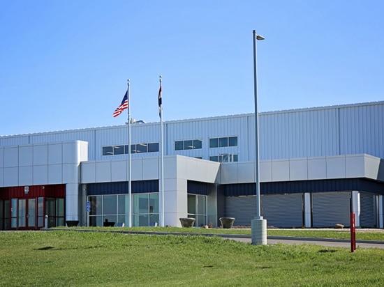 Nuova dell'alimento del controllo e di calore istallazione industriale dell'attrezzatura, Missouri, Stati Uniti