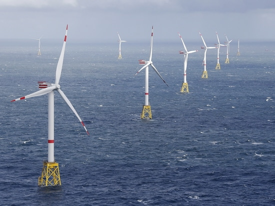 Mitsubishi pesante rivelare il più grande generatore eolico del mondo da ora al 2020