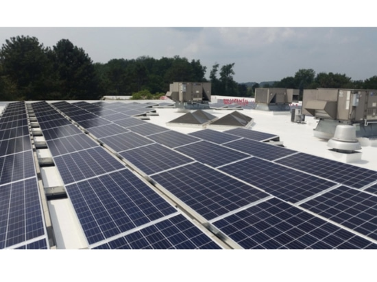 Produttore Commits della valvola ad energia sostenibile con iniziativa solare